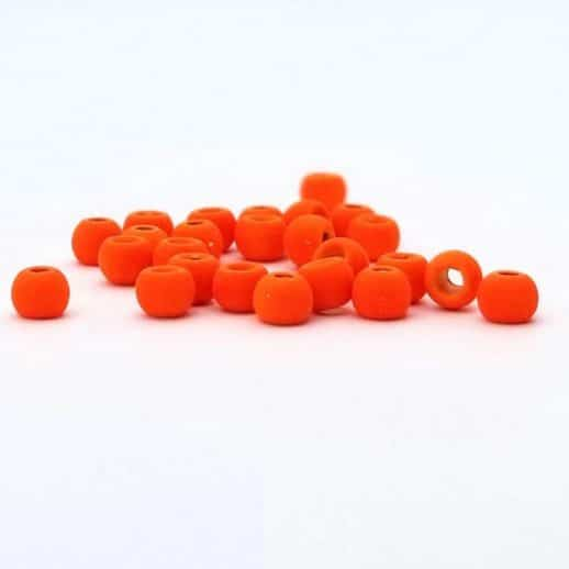 Matte Fire Orange - Tungsten Round
